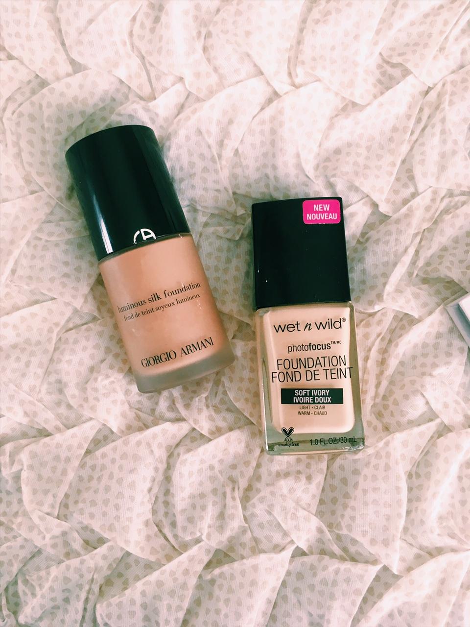 august makeup favorites foundation