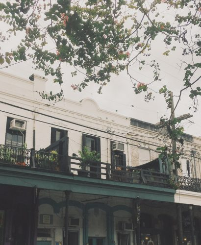 weekend getaway new orleans street