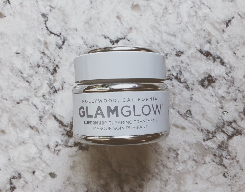 glamglow top travel face mask