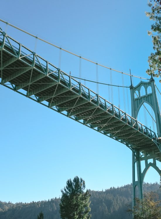 portland st johns bridge