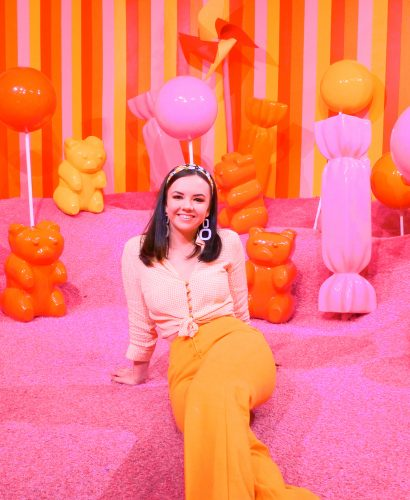 museum of ice cream gummy bear