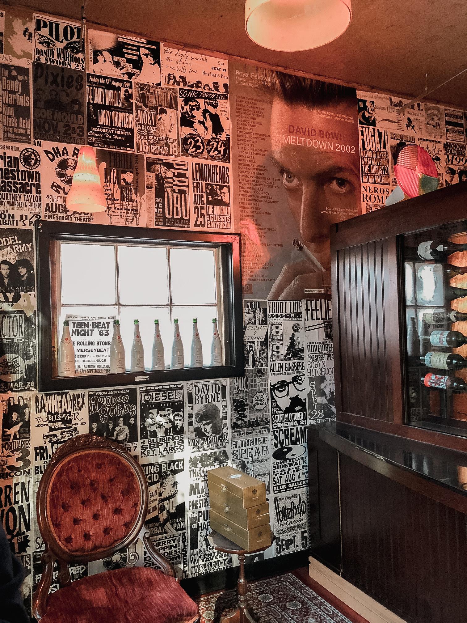 old portland bar