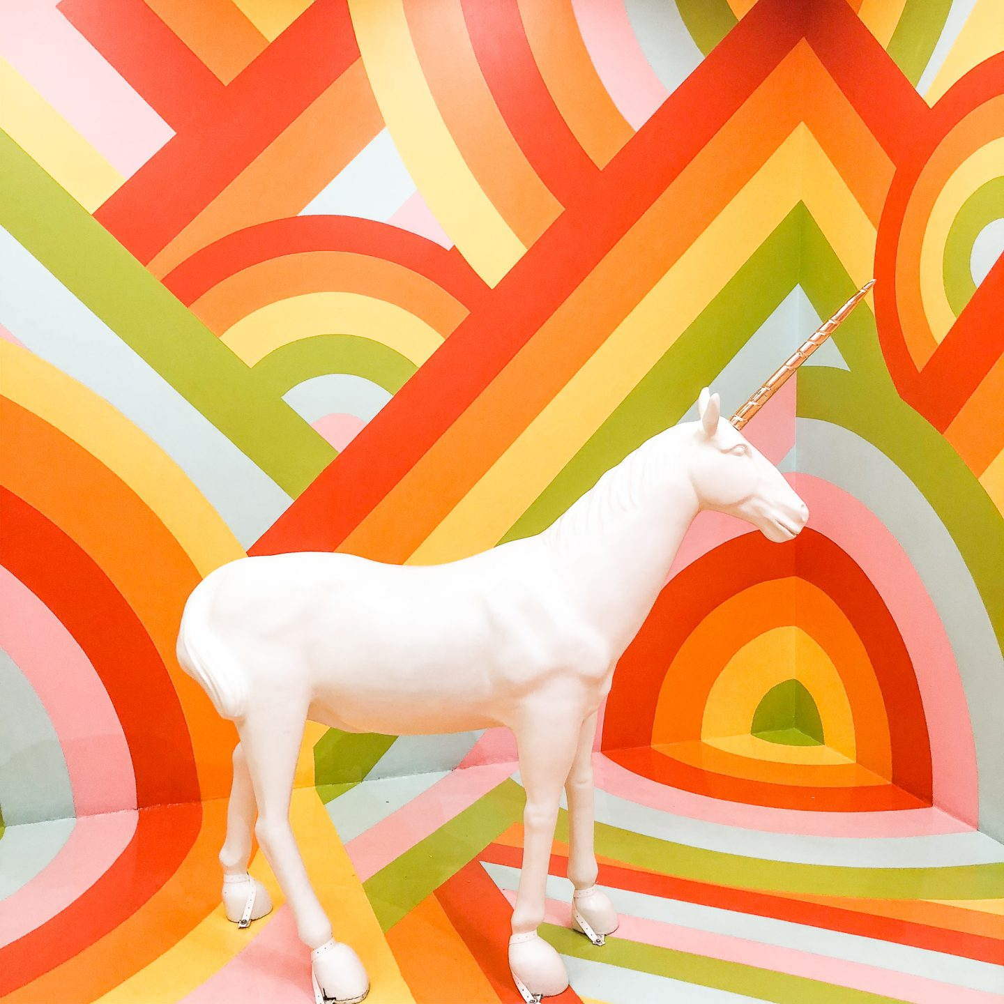 museum of ice cream unicorn