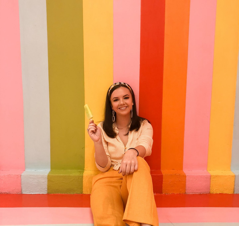 rainbow museum of ice cream