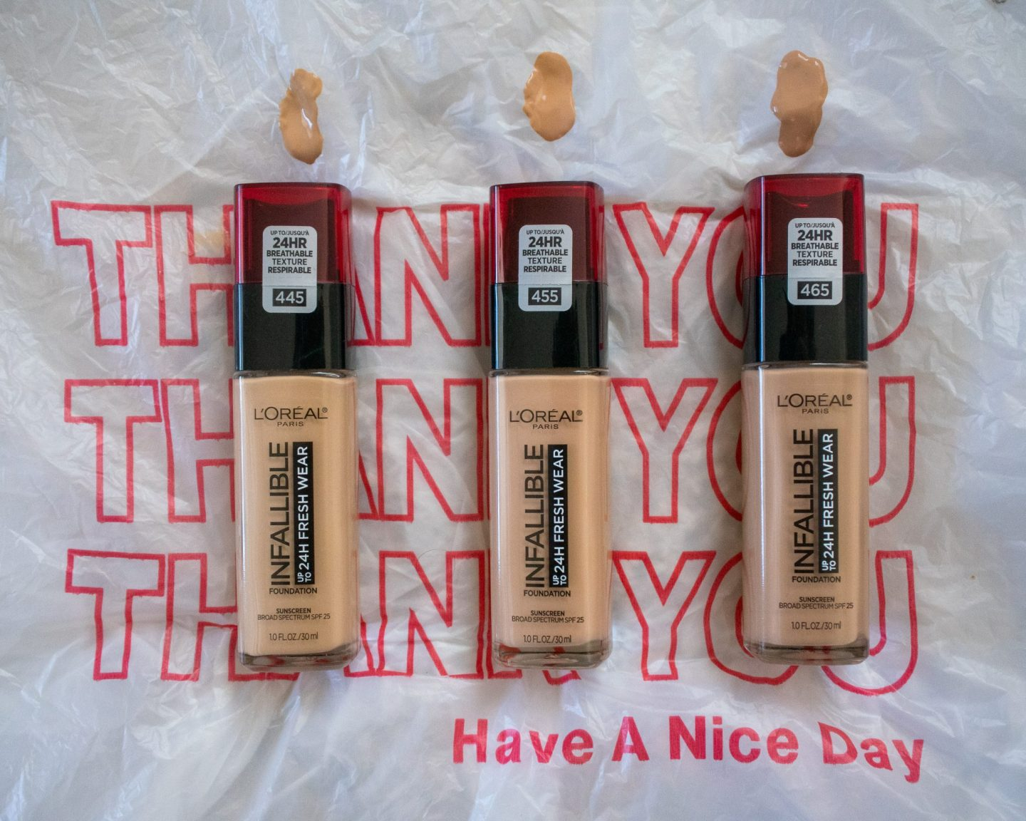 l'oreal drugstore foundations