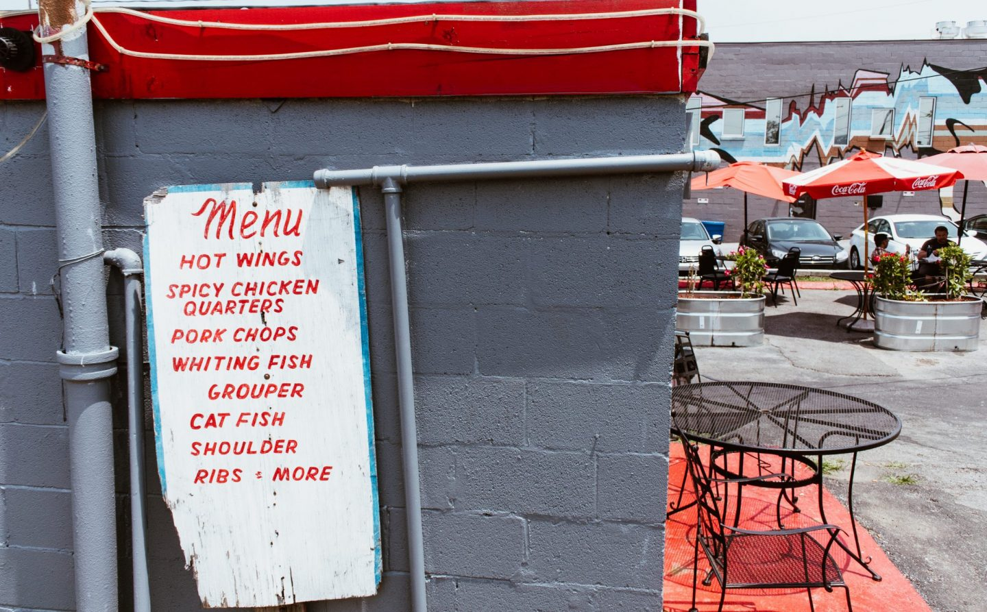 bolton's nashville outdoor menu